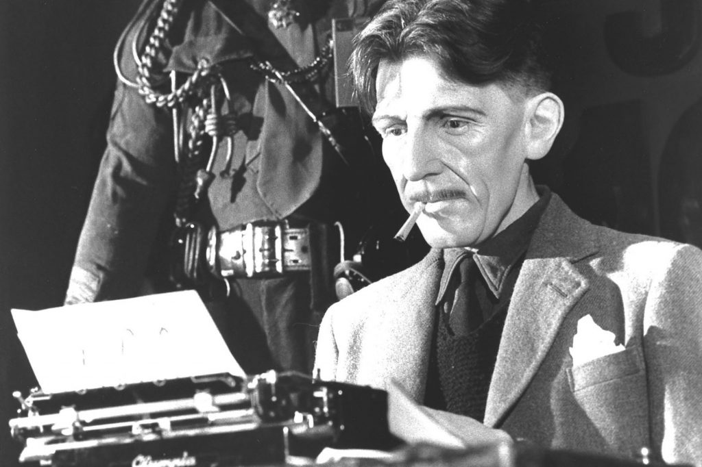 """Each generation imagines itself to be more intelligent than the one that went before it, and wiser than the one that comes after it."" - George Orwell (Image: AP)"